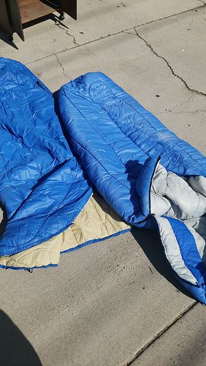 Two sleeping bags, pretty new for Sale in Midvale, UT