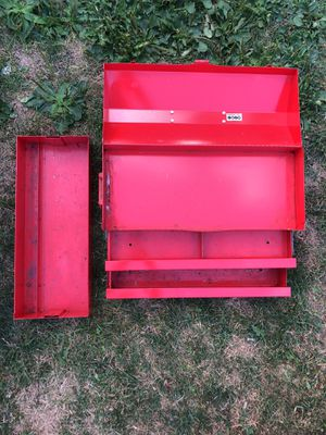 Snap on tool box for Sale in Dearborn Heights, MI
