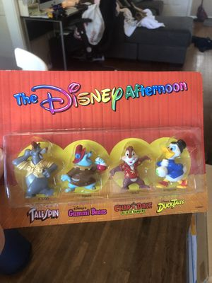 The Disney Afternoon Collection Kellogg's toys for Sale in San Leandro, CA
