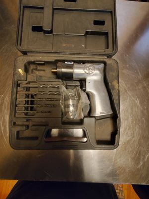 Chicago pneumatic 3-8 inch drill for Sale in York, PA