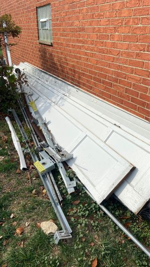 Garage door 16*8 free for Sale in West Mifflin, PA