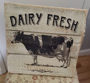 Farm Fresh wood sign for Sale in Whittier, CA