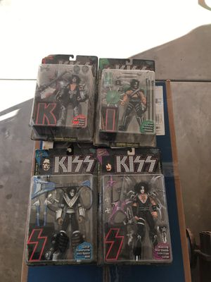 KISS action figures for Sale in Chandler, AZ