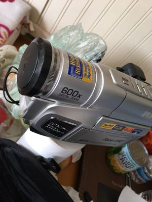 JVC 600x Digital Zoom Camcorder for Sale in Modesto, CA