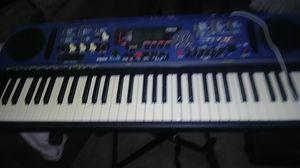 Yamaha djx keyboard works great 50dollars obo and a smaller yamaha keyboard 20 dollars or 65 for both for Sale in Salt Lake City, UT