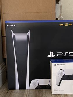 Playstation 5 Digital + Extra Controller ($720 Firm ) for Sale in Las Vegas,  NV