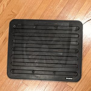 Zalman ZM-NC3, 17inch Ultra Quiet Laptop Cooler, Cooling Fan For Notebook for Sale in Los Angeles, CA