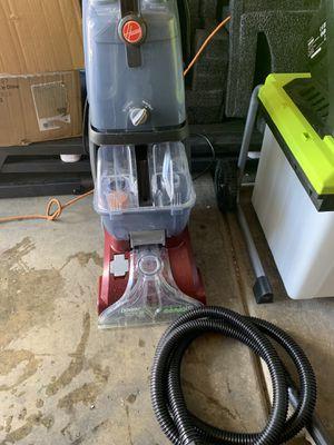 Hoover power scrub deluxe Carpet cleaner shampooer for Sale in Las Vegas, NV