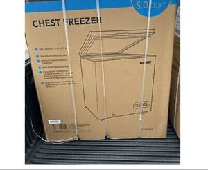 Chest Freezer 5.0 Cubic Feet for Sale in Gahanna, OH