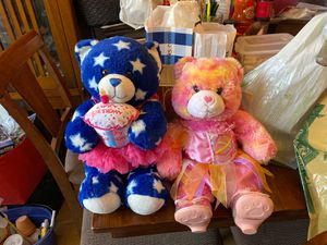 Build A Bear Stuffed Animals for Sale in Montclair, CA