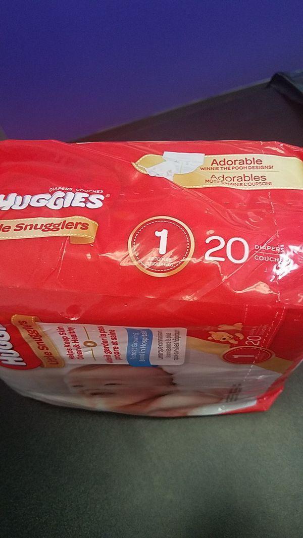 Huggies Size 1