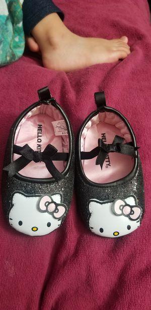 Hello kitty shoes for Sale in Waipahu, HI