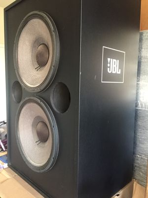 Jbl 4648 subwoofer for Sale in Manassas, VA