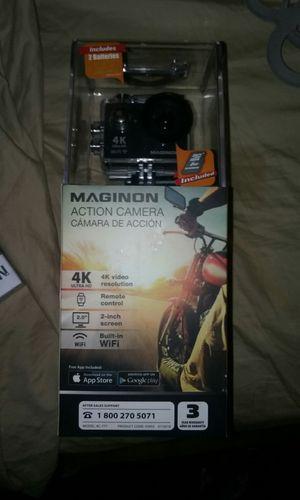 Maginon action camera for Sale in Hiram, GA