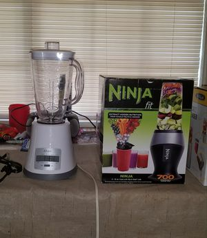 ninja fit 700 watts for Sale in Montgomery, AL