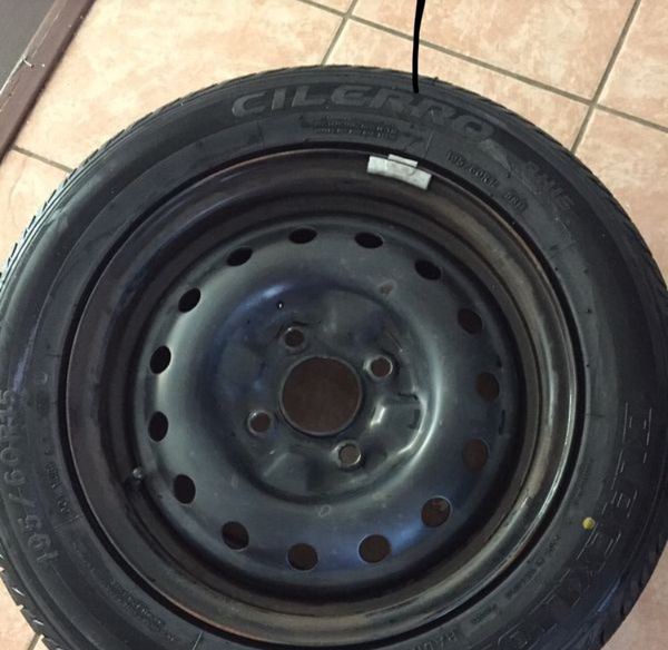 Tire new