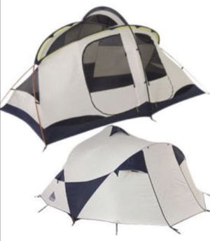 KELTY MANTRA 7 TENT. SLEEPS 7! Two rooms! Like mansion!! Used only one time!! Was $529 for Sale in Medford, NJ