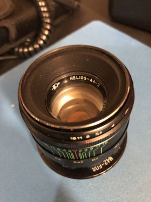 Canon lens for Ef-s Helios 44 f2 Manual focus for Sale in Stockton, CA