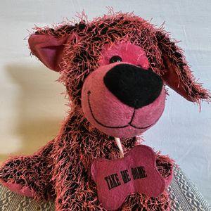 Stuffed Animal - Dog Pink for Sale in Monroe Township, NJ