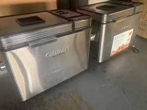 Cuisinart bread makers FOR SALE ‼️ Must go! for Sale in Houston, TX