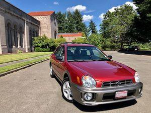 2002 Subaru Impreza Wagon for Sale in Seattle, WA