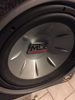 12 inch subwoofer make an offer for Sale in Chicago, IL