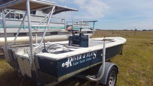 Flats boat with trailer for Sale in Avon Park, FL