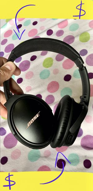 Bose Headphones QC35 ii Noise Canceling for Sale in Los Angeles, CA