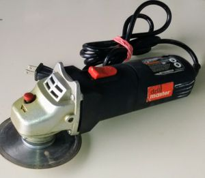 Corded 4-1/2 In. 4.3 Amp Angle Grinder for Sale in San Antonio, TX