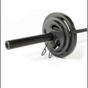 Cap 110 Lb Olympic Weight Set for Sale in West Palm Beach, FL