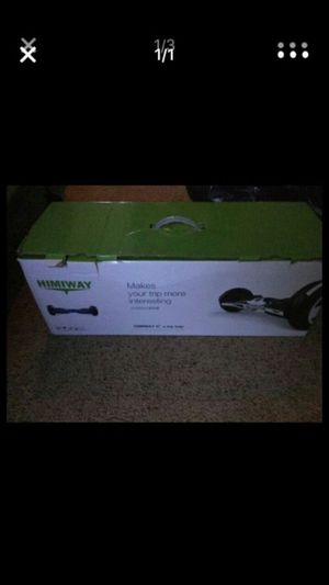Himiway hoverboard for Sale in Overland Park, KS