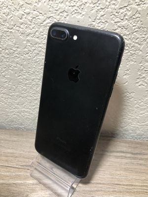 iPhone 7 plus 128gb At&t and Cricket Carrier. IMEI clean, iCloud unlocked. Home button doesn't work for Sale in Fresno, CA