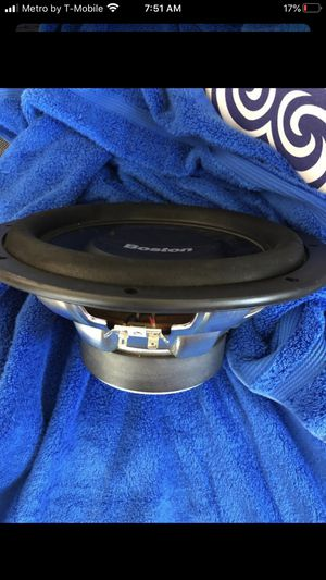 Boston acoustics subwoofer for Sale in Orlando, FL