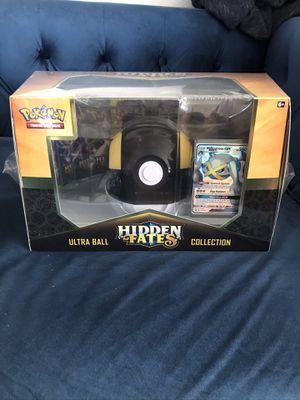 Pokémon hidden fates ultra ball collection for Sale in Santa Ana, CA