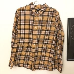 Men's pacsun flannel size M for Sale in Rowland Heights, CA