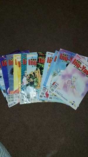 Assorted InuYasha Viz Print Manga for Sale in Richmond, VA