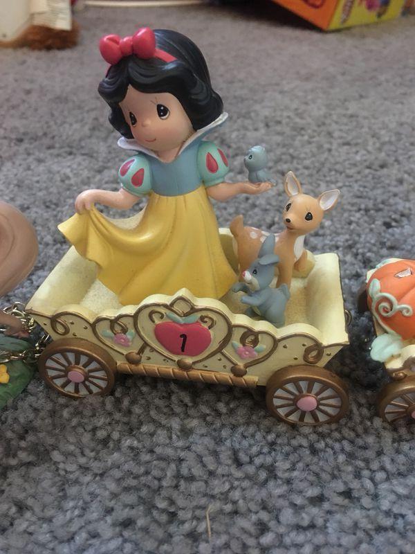Disney Precious Moments Train
