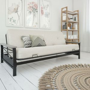 DHP NADINE METAL FUTON FRAME (MATTRESS NOT INCLUDED) **NEW IN BOX** for Sale in Las Vegas, NV
