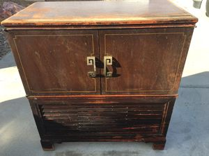 Antique/Vintage Bendix Radio Cabinet with Original Components for Sale in Las Vegas, NV