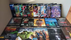 4K MOVIES, MARVEL, STAR WARS & MORE for Sale in Ruskin, FL