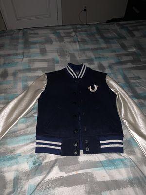 True religion small sxmall jacket women for Sale in San Bernardino, CA