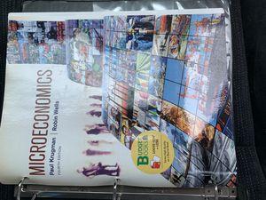 Microeconomics 4th Edition - Krugman, Wells for Sale in Aliso Viejo, CA