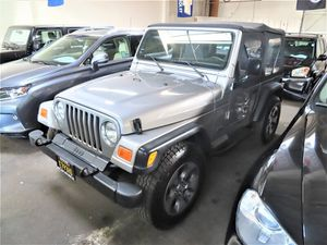 2001 Jeep Wrangler SE for Sale in Costa Mesa, CA