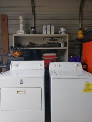 Kenmore & GE for Sale in Gaston, SC