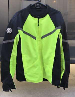 First gear vented motorcycle jacket for Sale in Phoenix, AZ