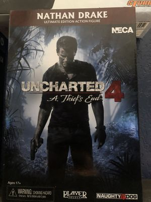 Neca ultimate Nathan drake for Sale in Chino Hills, CA