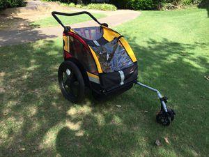 Baby kids pet trailer stroller for Sale in Roswell, GA