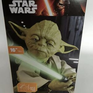 Star Wars Legendary Jedi Master Yoda Interactive Talking Action Figure Dolls Toys for Sale in Beverly Hills, CA