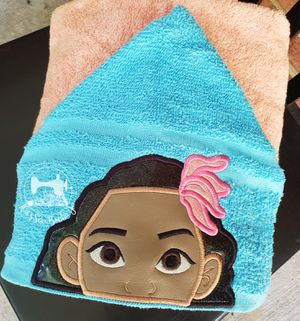 Moana Hooded Towel for Sale in Hampton, VA