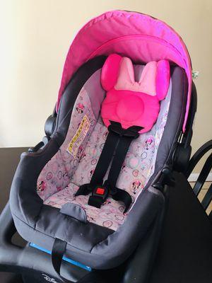 Disney Car Seat y Baby trend walker for Sale in Charlotte, NC